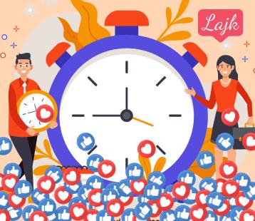 Kedy zverejniť príspevok na sociálne siete?